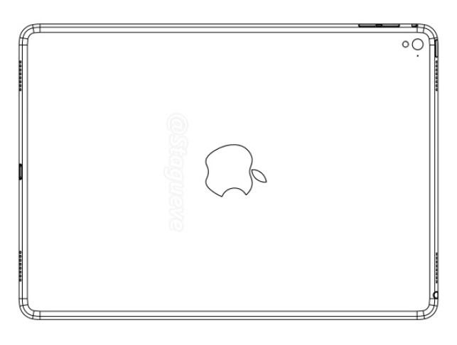Esquemas iPad Air 3 con flash y cuatro altavoces