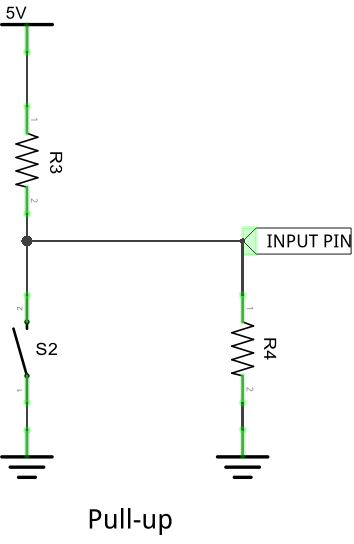 a resistor in a circuit