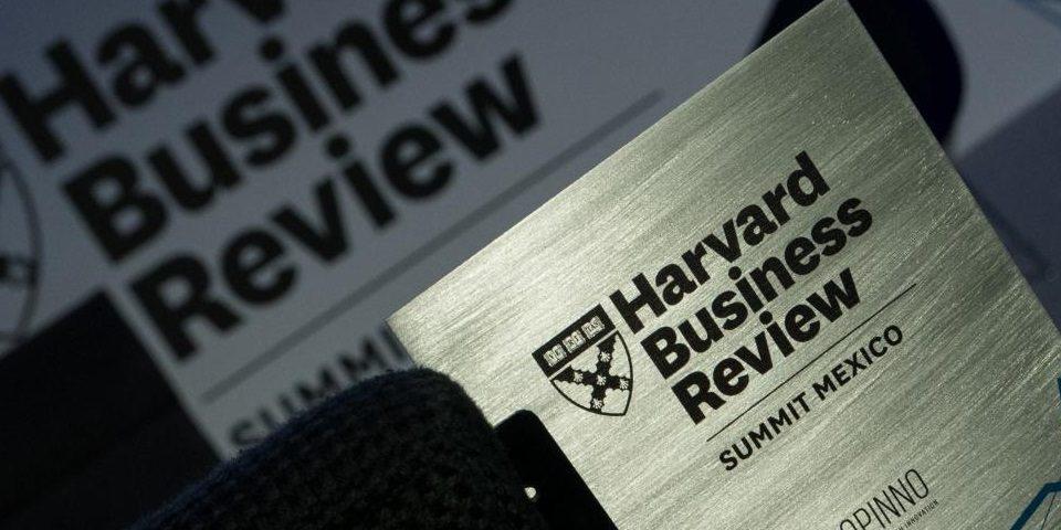 HARVARD BUSINESS REVIEW SUMMIT \u2013 IPADE