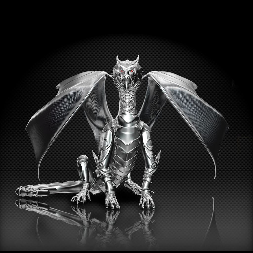 Iphone 4 Heart Wallpaper Photo Quot Metal Dragon Quot In The Album Quot 3d Wallpapers Quot By Wot