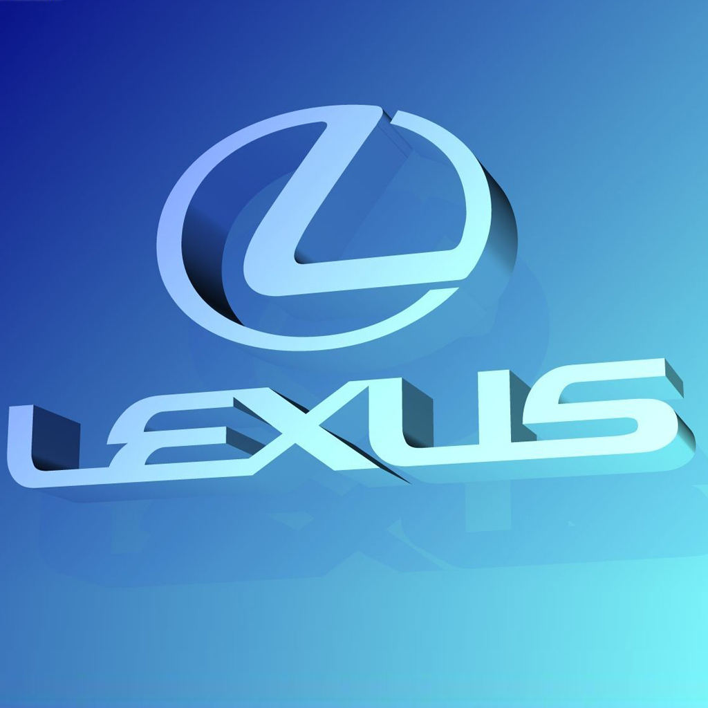 Cool Nature Wallpapers 3d Lexus Logo Ipad Wallpaper Background And Theme