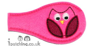 Owl Eye Patch