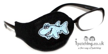 Shark Eye Patch