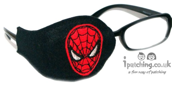 Spiderman Orthoptic Eye Patch