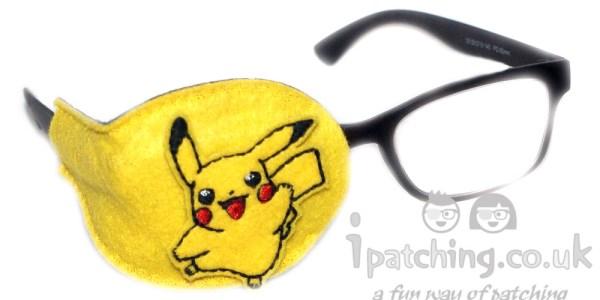 Pokemon Eye Patch