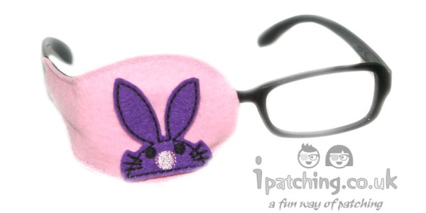 Bunny Orthoptic eye patch