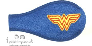 Wonder Woman Orthoptic eye patch