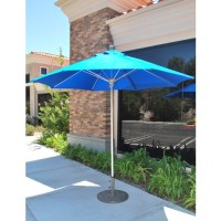 9' Commerical Quality Aluminum Patio Umbrella ...