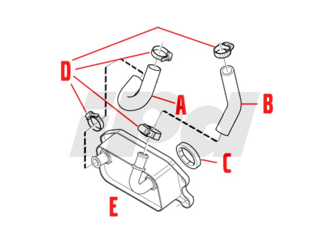 diagram for 2005 volvo xc90 on parts of a 2004 volvo c70 engine