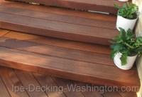 Cumaru Decking Washington