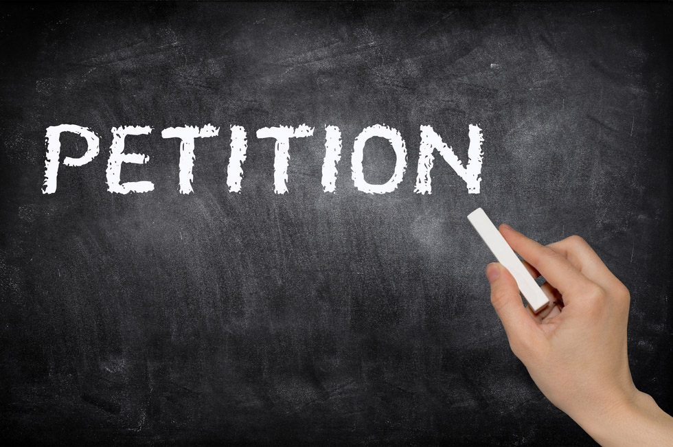 iPetitions - Online petition - Free petitions - how to research your cause for writing the petition