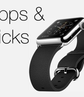 watchOS 3: so funktioniert das neue Dock