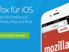 Firefox Browser iOS Apple