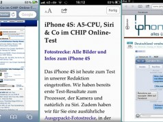 iOS 5 Safari