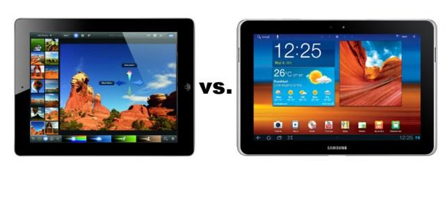 Apple Samsung Tablet Urteil