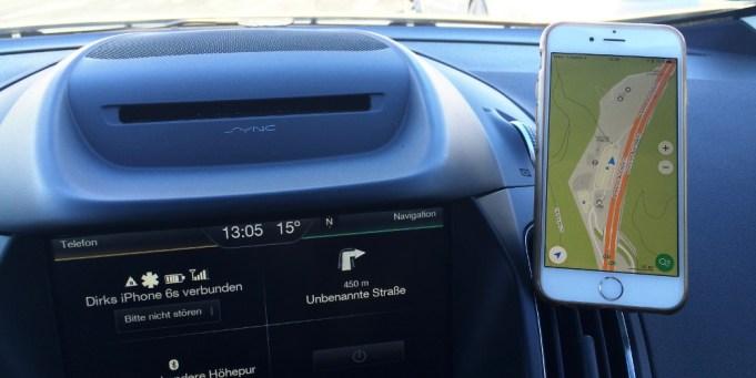 iPhone Halterung Dock-IT Auto