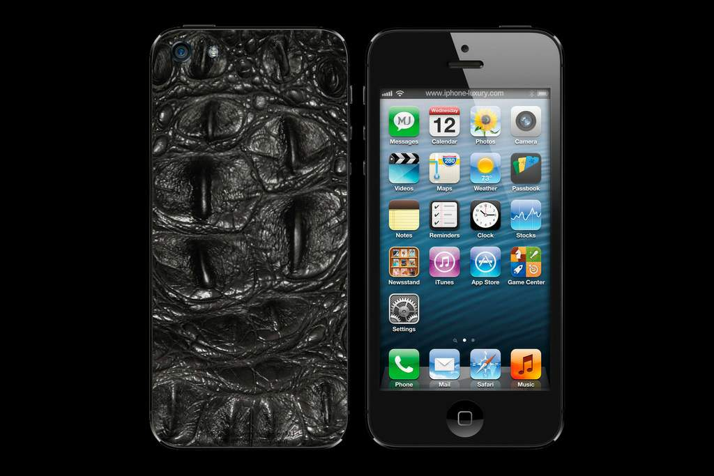 Luxury Customization For Apple Iphone Exclusive By Mj