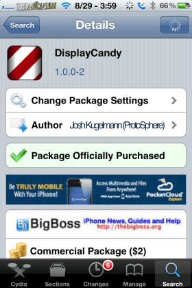 displaycandy 280x420 DisplayCandy Cydia Tweak 2012: Awesome Animation While Opening/Closing Apps