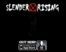  Slender Rising iOS Game Application