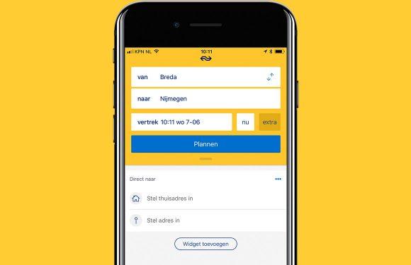 Dit moet je weten over de vernieuwde NS Reisplanner Xtra-app
