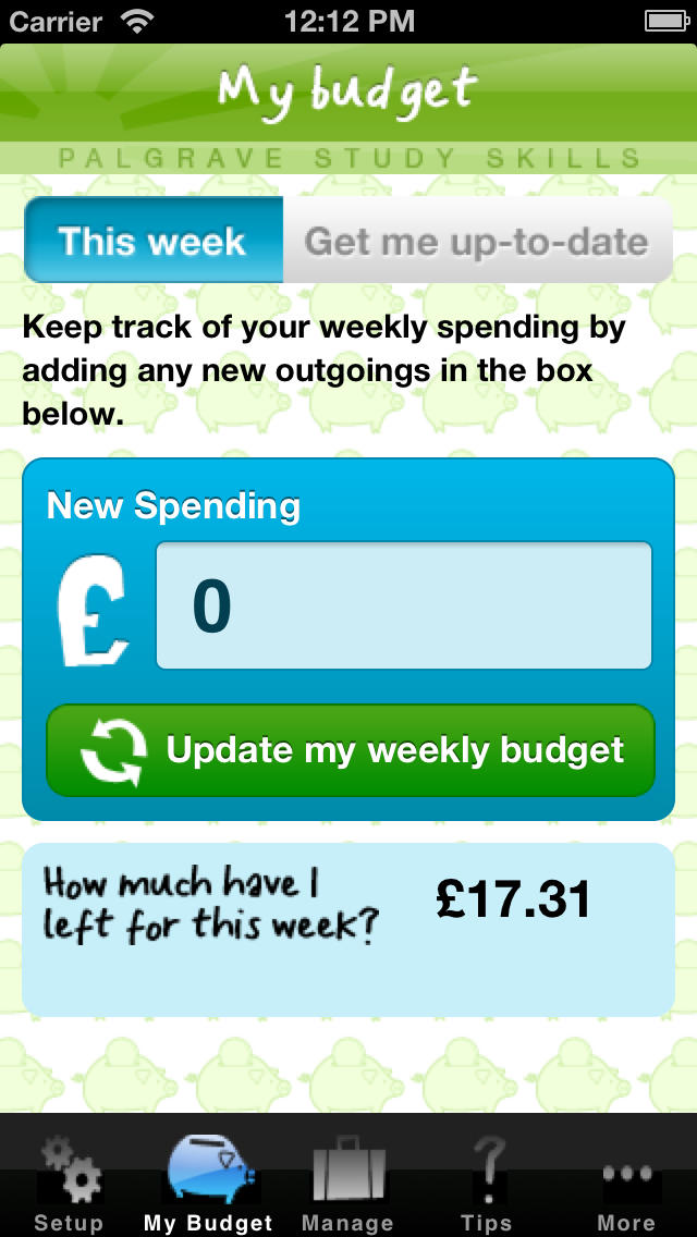 Best mobile apps and gadgets to manage your money on the move - budgets for students