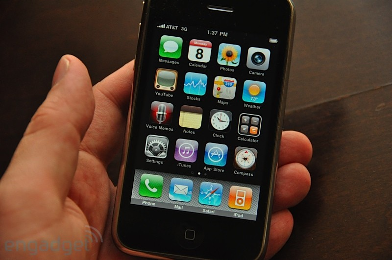 Iphone 4s New Wallpapers First Iphone 3gs Unboxing Photos Iphoneheat