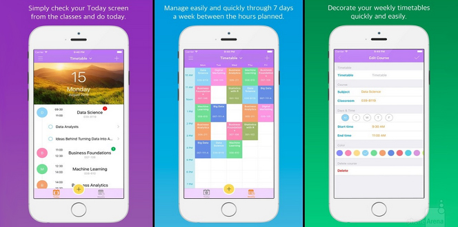 Keep Track With Your Everyday Life With The New Calendar App 7Days