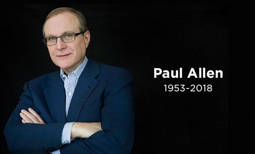 Harvey Specter Quotes Wallpaper Iphone Paul Allen Co Fondateur De Microsoft Est D 233 C 233 D 233
