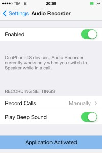 Audio Recorder cracked
