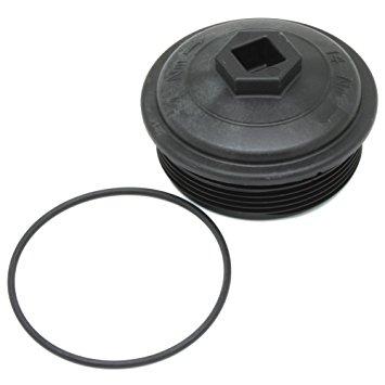 FORD Fuel Filter Cap 2003-2007 F250, F350, F450, F550 Powerstroke