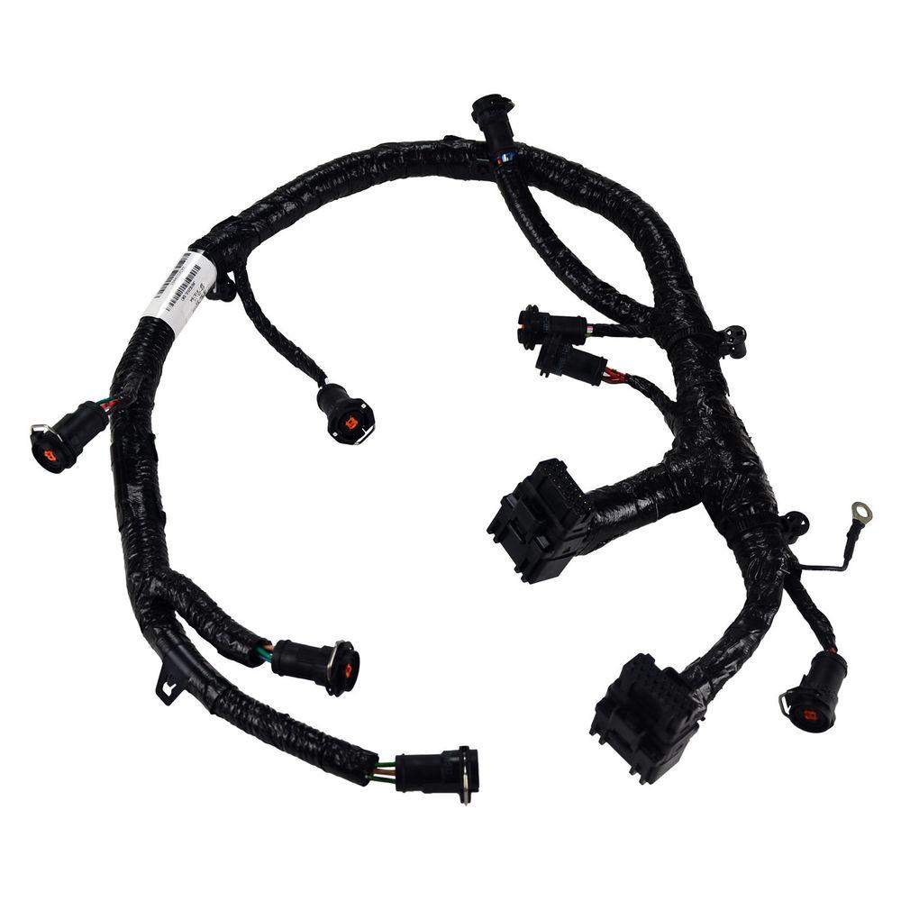 6 0 powerstroke injector wiring harness
