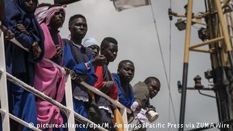 Η πλειοψηφία των ανθρώπων που έχουν τραπεί σε φυγή δεν θέλουν απαραίτητα να έρθουν στην Ευρώπη