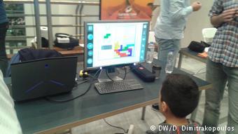 Project MAMEΜ: χρήση ηλεκτρονικού υπολογιστή χωρίς χέρια