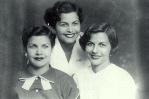 Η Πάτρια, η Μαρία και η Αντωνία. Οι τρεις δολοφονημένες αδερφές Μιραμπάλ.