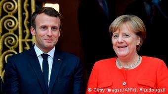 Δεν αποκλείεται Μέρκελ και Μακρόν να έρθουν μαζί στη Βόννη για την COP23