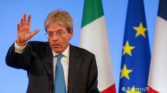 Είμαστε περήφανοι διότι κάναμε σημαντικά βήματα» απαντά ο Ιταλός πρωθυπουργός Τζεντιλόνι