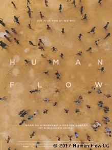 Η αφίσα της ταινίας «Human Flow»