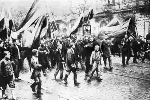 22 Ιανουαρίου 1905: Κόκκινη Κυριακή στην Αγία Πετρούπολη