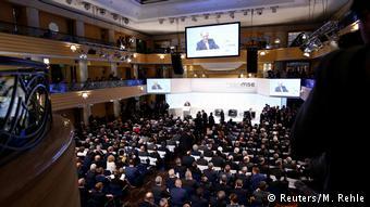 Καμία άλλη Διεθνής Διάσκεψη του Μονάχου για την Ασφάλεια του πρόσφατου παρελθόντος δεν απέπνευσε τόσο μεγάλη ανασφάλεια