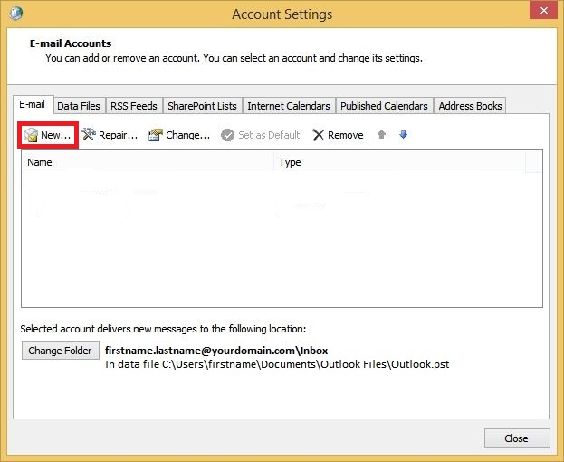 Add a Google Apps POP Email Account to Outlook IQComputing
