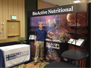 BioActive-Nutritional-booth-with-Tim-Clark