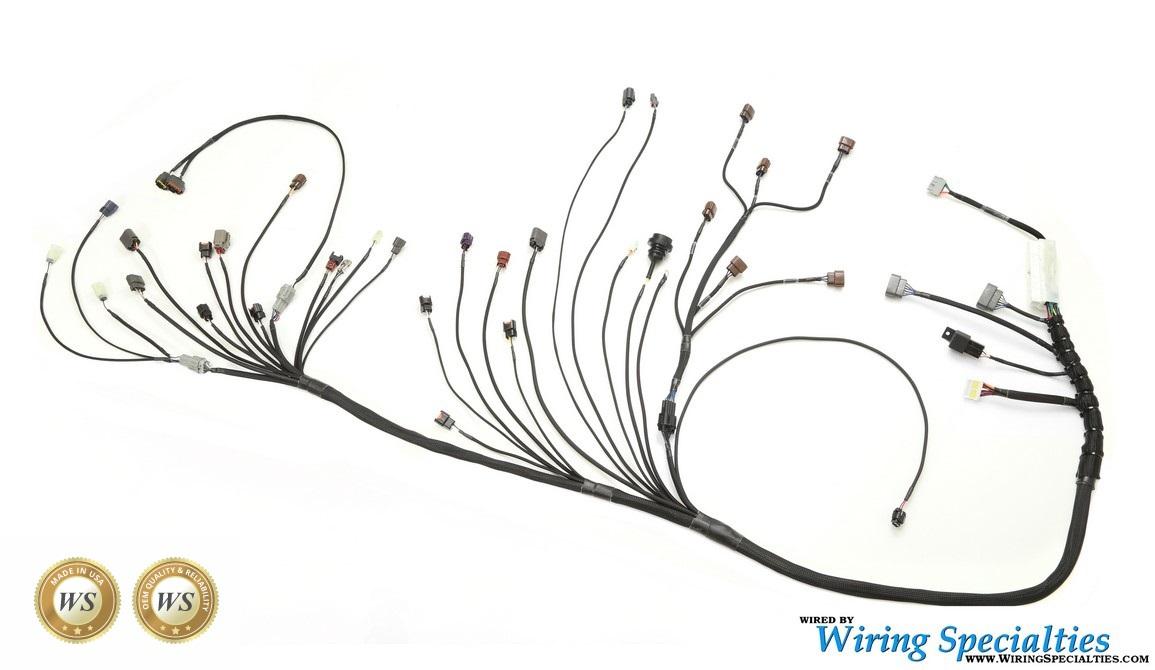 240z wiring harness