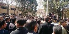 Tusentals lärare i Iran håller riksomfattande protest trots hot och tillslag