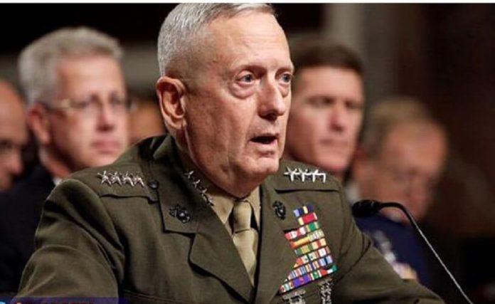 هشدار جیمز متیس وزیر دفاع امریکا