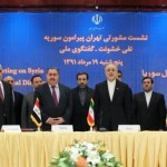Iran is hosting the Friends of Syria Conference in the capital, Tehran, with the participation of representatives from 40 countries as well as heads of regional and international organizations on May 29,2013.