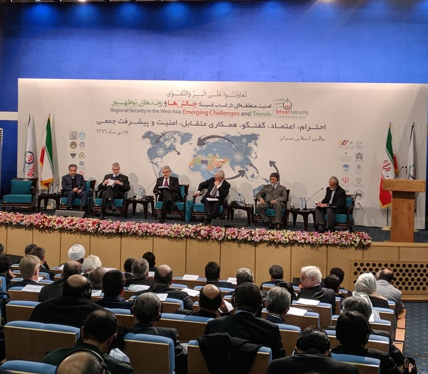 European Union  voices support for Iran nuclear deal as USA  mulls withdrawal