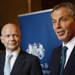 Oh, Tony Blair