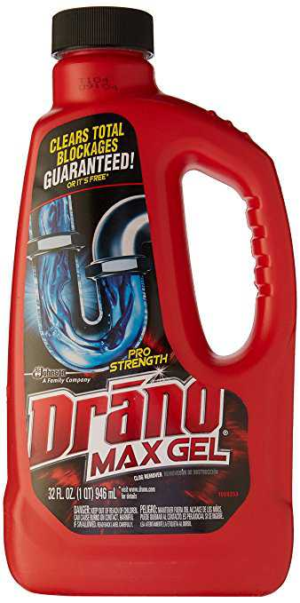 15 Best Drain Cleaner Reviews For Toilets Bathroom And