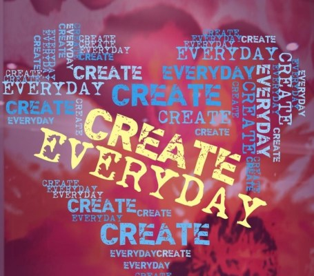 Create Every Day - Create the Day