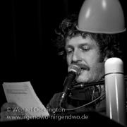 Tiere streicheln Menschen | Magdeburger Songtage 2014